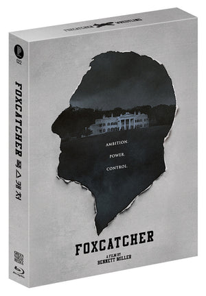 FOXCATCHER Steelbook: Full Slip (Type B)
