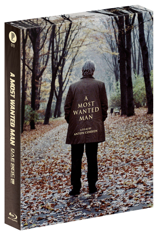 A Most Wanted Man Steelbook: Full Slip (Type B)