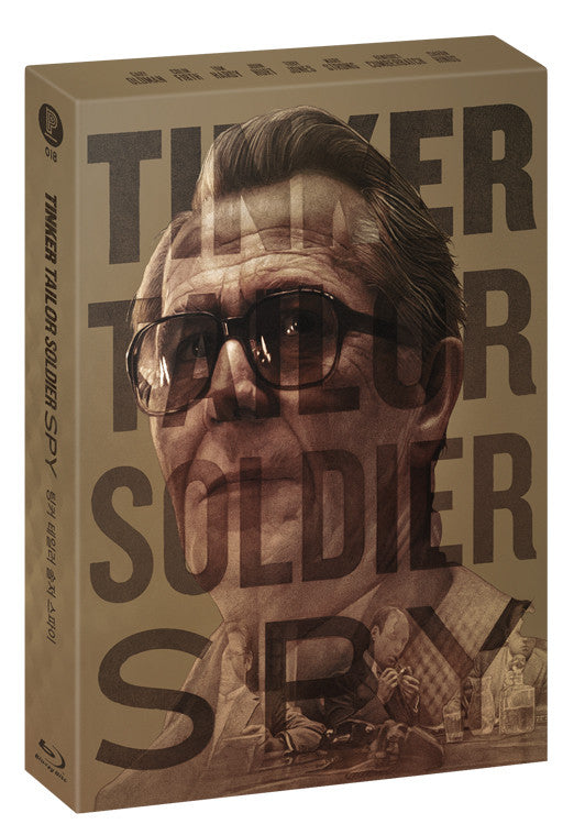 TINKER TAILOR SOLDIER SPY Steelbook : Full Slip B