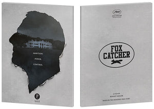 FOXCATCHER Steelbook: Full Slip (Type A)