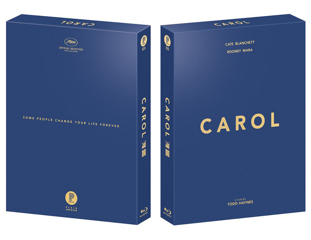 CAROL : Limited Deluxe Box Set (2Discs)