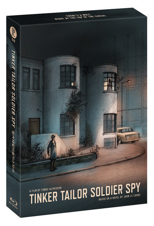 TINKER TAILOR SOLDIER SPY Steelbook : Full Slip C