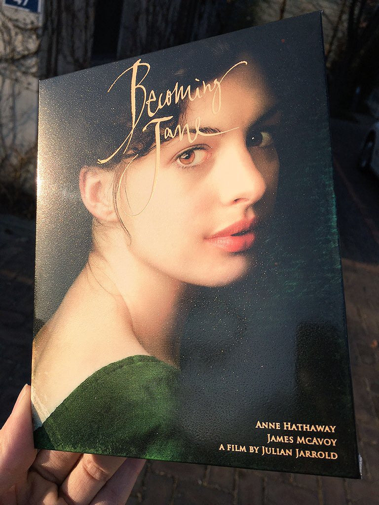 Becoming Jane : Exclusive & Limited Edition (PA016)