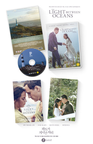 The Light Between Oceans DVD