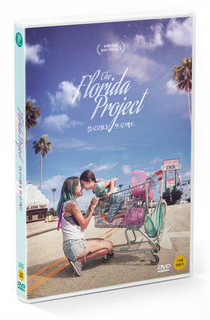 FLORIDA PROJECT DVD