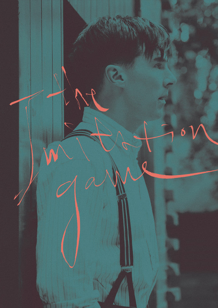 [Postcards Set] The Imitation Game