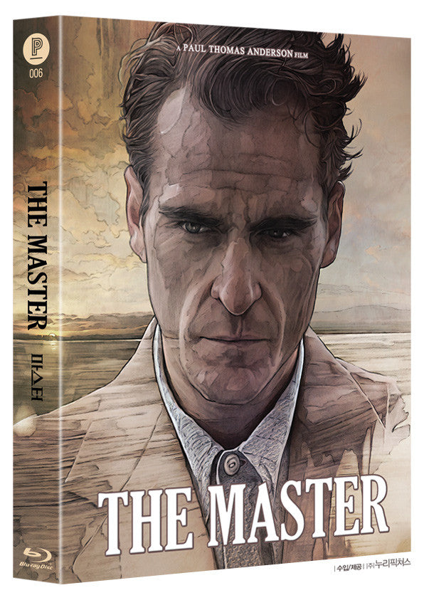 THE MASTER Keep case edition (WEA & Limited & Exclusive)