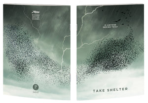 TAKE SHELTER: Full Slip with Lenticular (PA039)