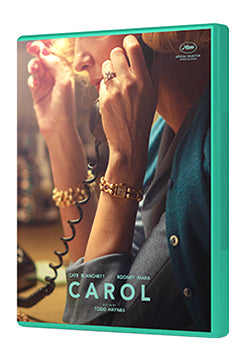 CAROL: Blu-ray (UE10 Edition, MINT Version)