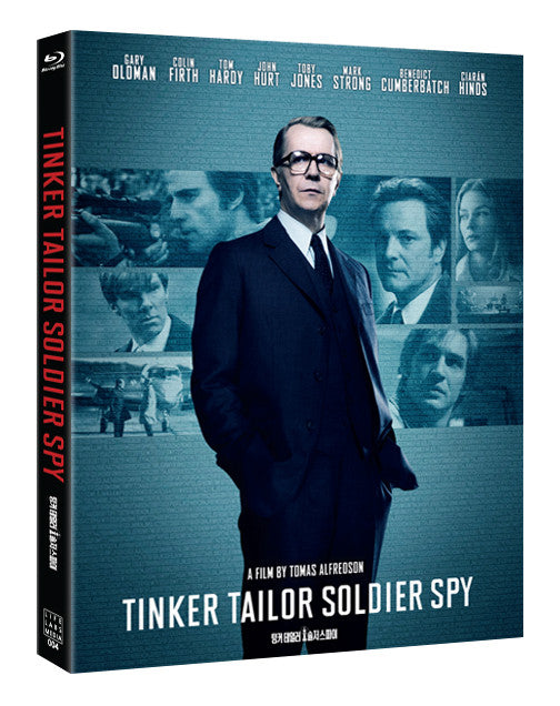 Tinker Tailor Soldier Spy with full slip - Limited Stock