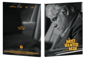 A Most Wanted Man Steelbook: Full Slip (Type A)