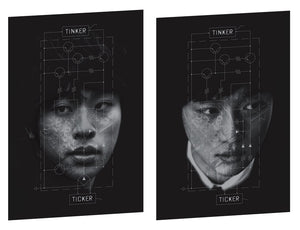 Tinker Ticker : 2nd edition & Limited Edition (PA021)