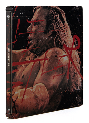 The Wrestler Blu-ray Steelbook with full slip (Limited & Exclusive)