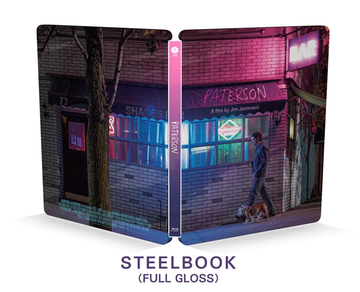 Paterson: Premium Box (Blu-ray Steelbook)