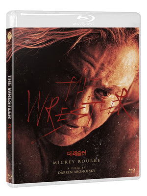 The Wrestler Blu-ray (UE6 edition) - limited stock