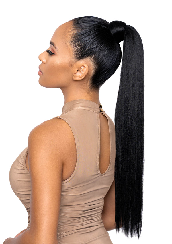 "Shayna - 22"" Straight - Black"