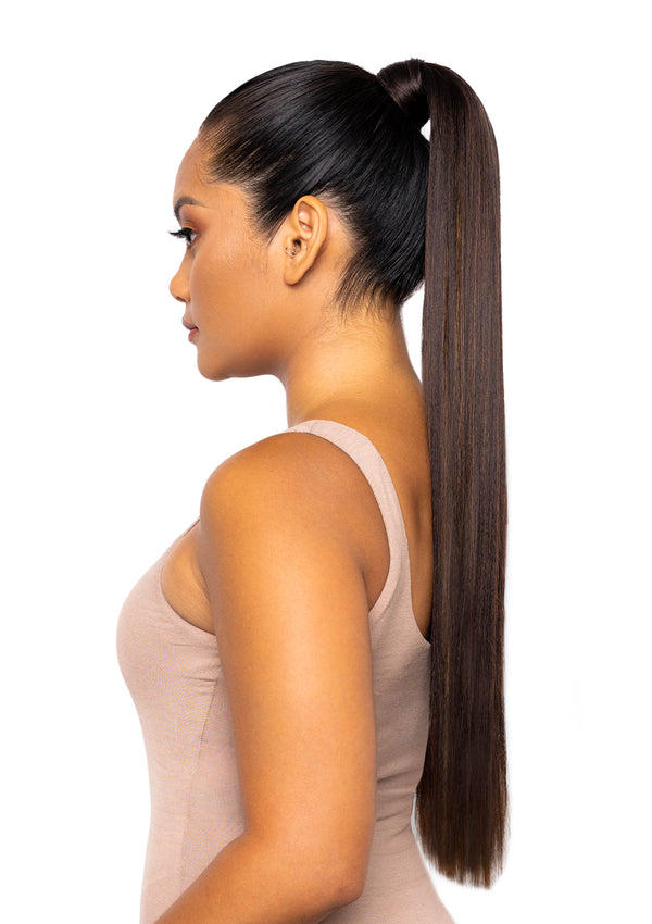 "Shayna - 22"" Straight - Brown Combo"
