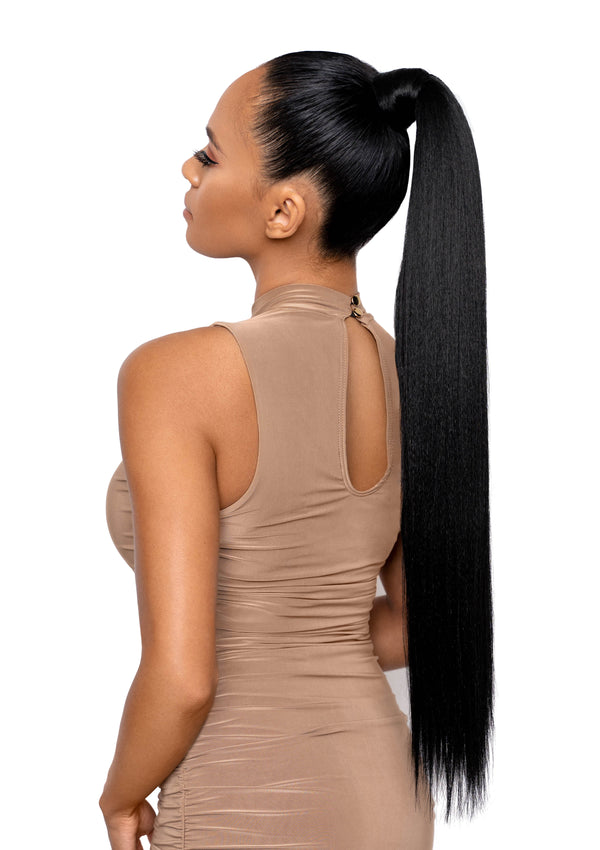 "Shayna - 26"" Straight - Black"