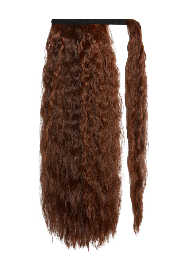 "Caprii - 26"" Crimpy - Medium Auburn"