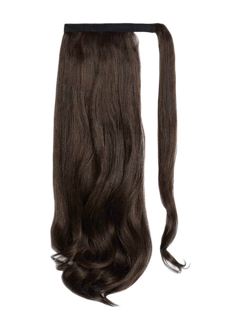 "Gemma - 22"" Curl - Brown Combo"
