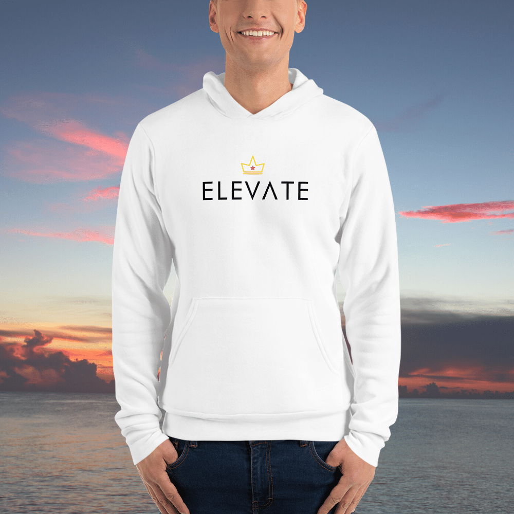 Elevate Hoodie - Tiny Town Essentials