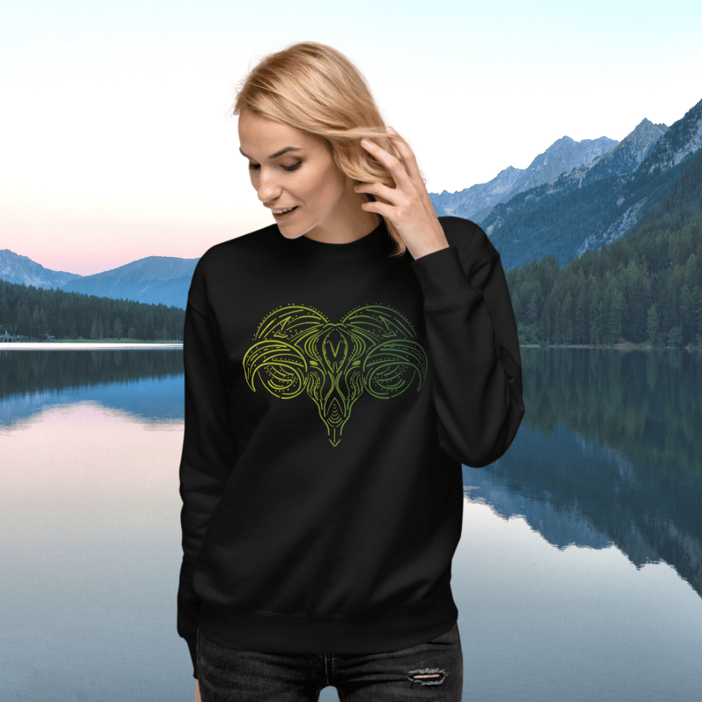 Aries Sweatshirt - Tiny Town Essentials