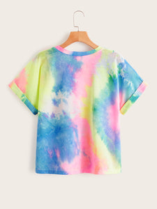 Tie Dye Tee - Tiny Town Essentials