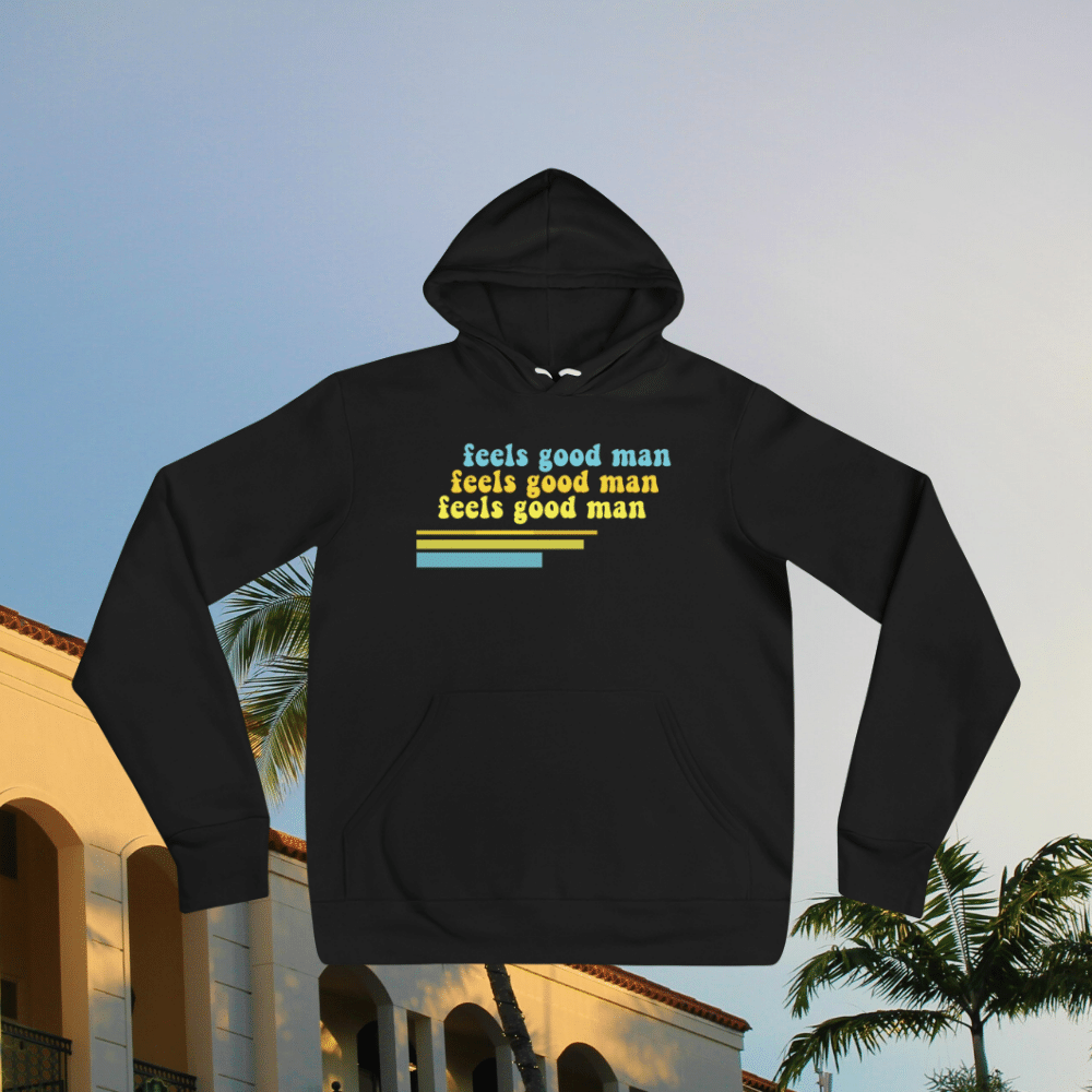 333 Hoodie - Tiny Town Essentials