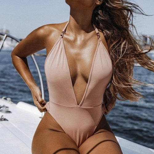 Gorgeous Women's Beach Swimsuit Swimwear Bathing - Tiny Town Essentials