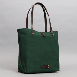 Dublin Leather  Tote - Tiny Town Essentials