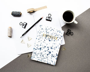 Set of 2 - Beautiful Mess Notebooks - Tiny Town Essentials
