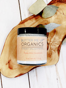 Handmade Organic Deodorant Polite Pitts - Tiny Town Essentials