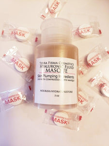 Hyaluronic Cucumber Honey Masque and 10 Compressed - Tiny Town Essentials