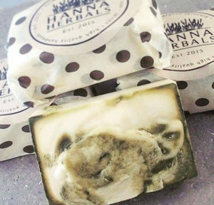 Sports Soap - exercise soap -  tea tree soap - - Tiny Town Essentials