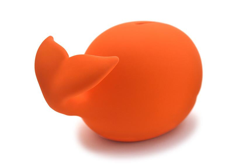 SAVE THE WHALES! Orange - Tiny Town Essentials