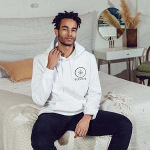 Elevate Symbol Hoodie - Tiny Town Essentials