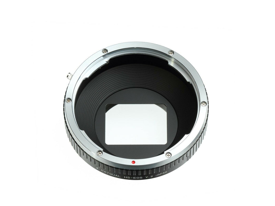 Kindai(Rayqual) Mount Adaptor for EOS to HASSELBLAD Lens Made in Japan