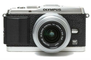 Camera Leather decoration sticker for Olympus PEN E-P3 4034 Leica Type