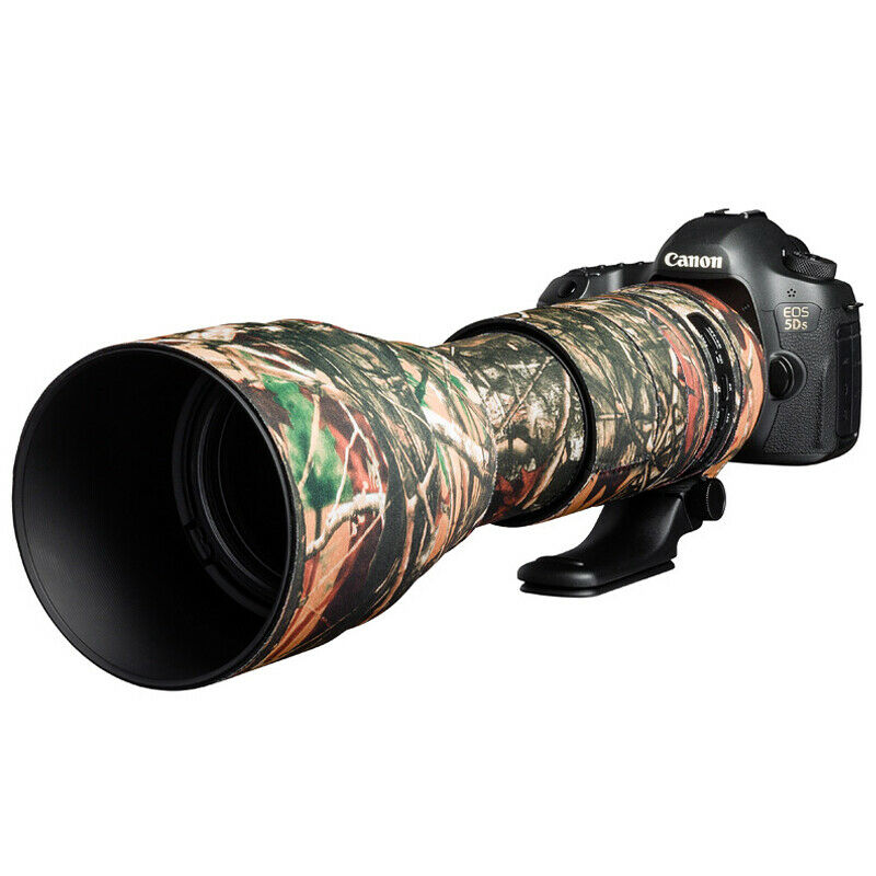 Lens cover for Tamron 150-600mm F/5-6.3 Di VC USD G2 Forest Camouflage