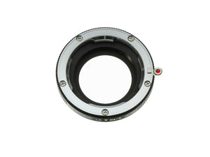 Kindai(Rayqual) Mount Adapter for Micro Four Thirds body to Leica M lens