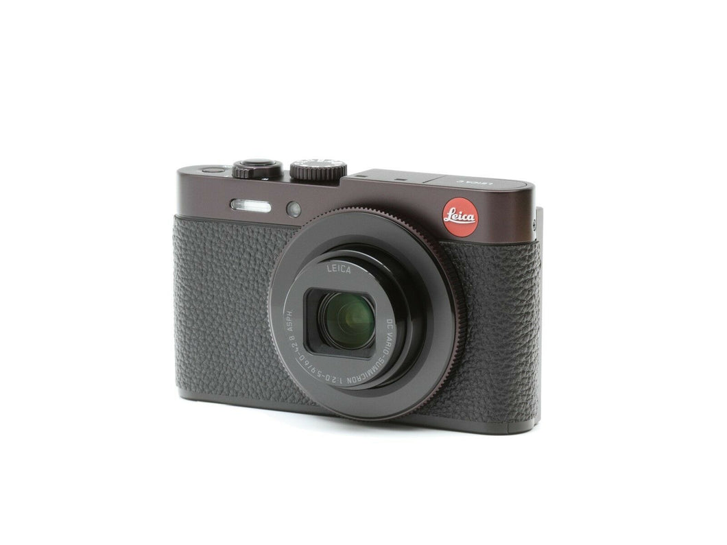 Camera Leather decoration sticker for Leica C 4008 Black Leica 1 type