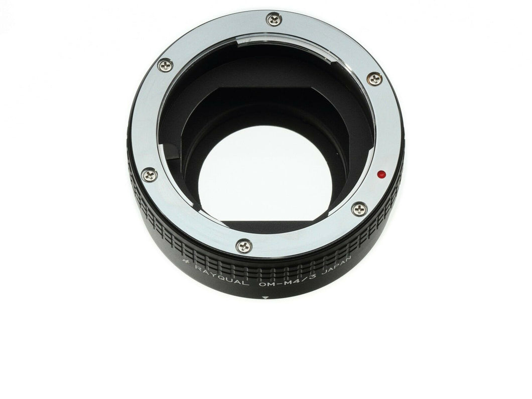 Kindai(Rayqual) Mount Adapter for Micro Four Thirds body to Olympus OM lens