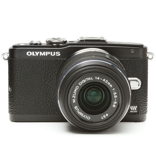 Camera Leather decoration stickers for Olympus E-PL5 & E-PL6 Leica type 4008