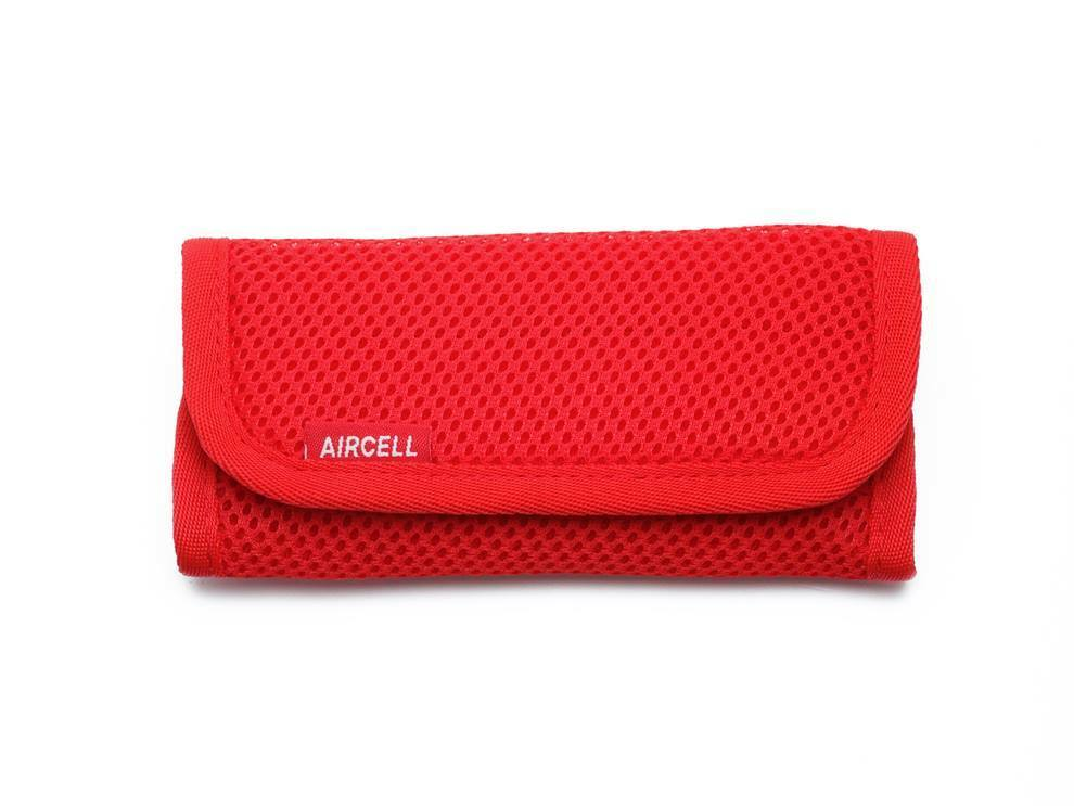 Shoulder Pad Air Cell MINI for Camera Bag Mesh Red