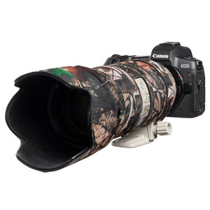 Lens Cover for Canon EF 70-200mm f/2.8 IS II USM Forest camouflage