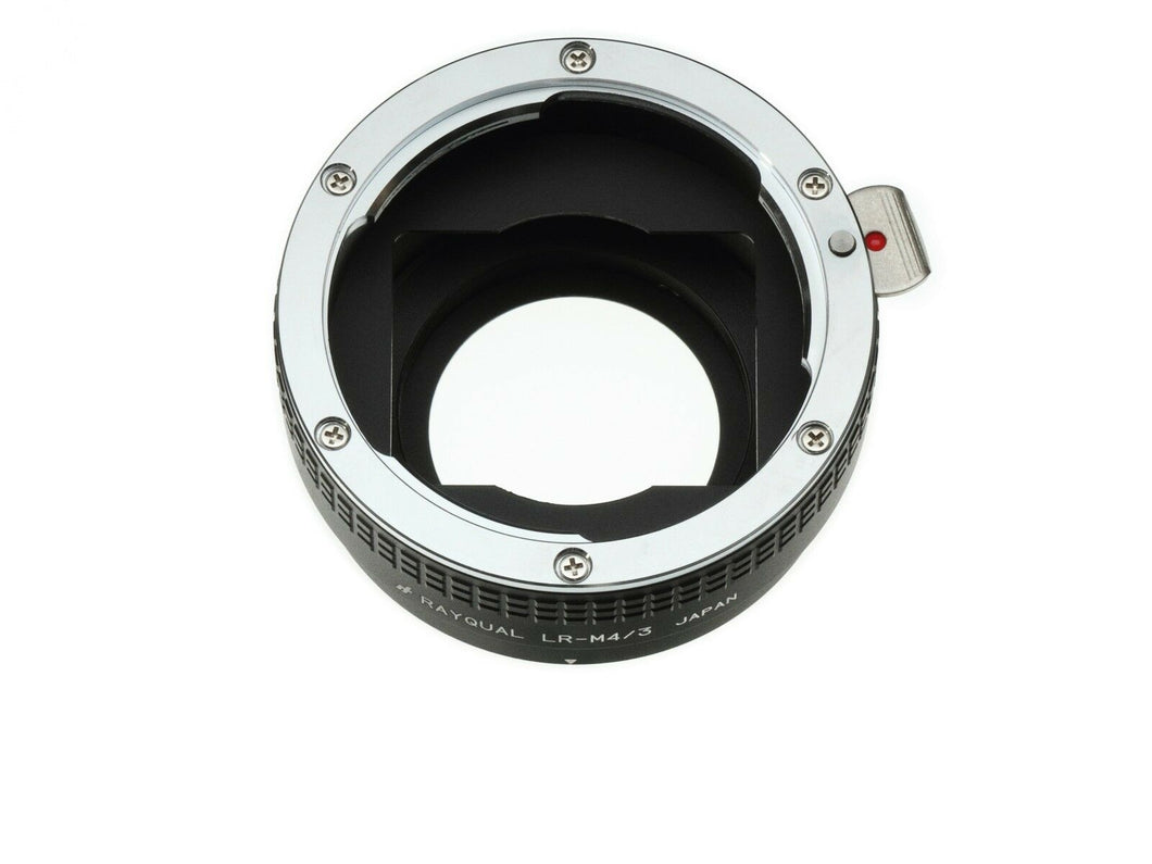 Kindai(Rayqual) Mount Adapter for Micro Four Thirds body to Leica R lens