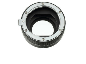 Kindai(Rayqual) Mount Adapter for Micro Four Thirds body to Nikon F Lens