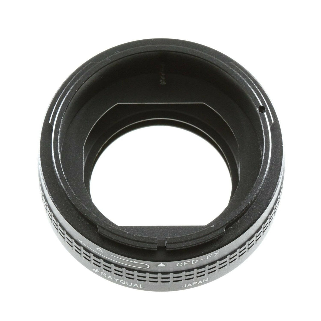 Kindai(Rayqual) Mount Adapter for Fuji X body to FD lens Made in Japan