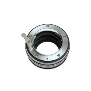 Kindai(Rayqual) Mount Adapter for Micro Four Thirds body to Exakta lens