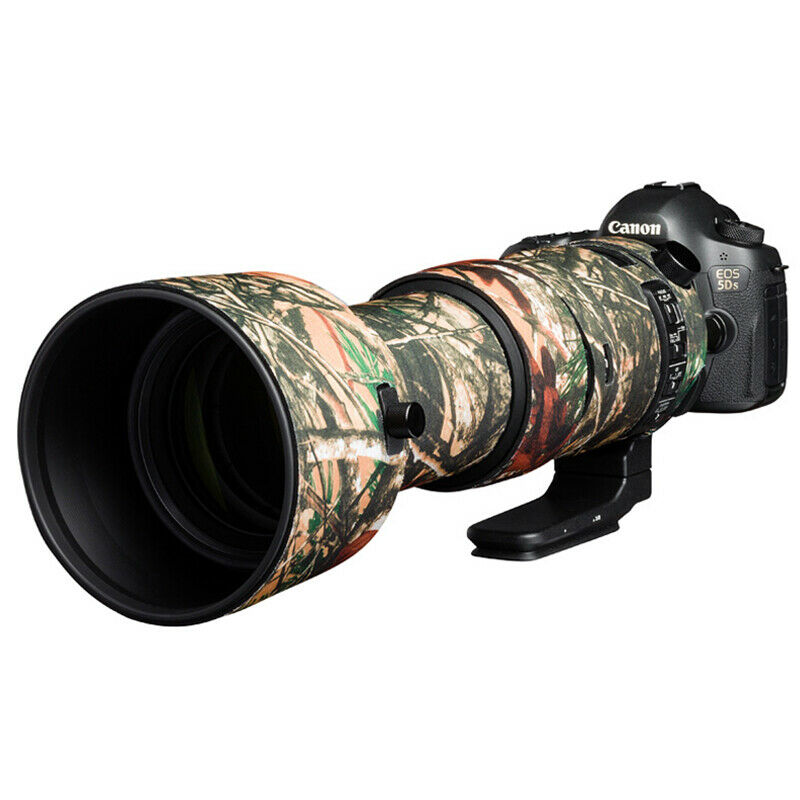 Lens cover for Sigma 60-600mm F4.5-6.3 DG OS HSM Sport Forest camouflage